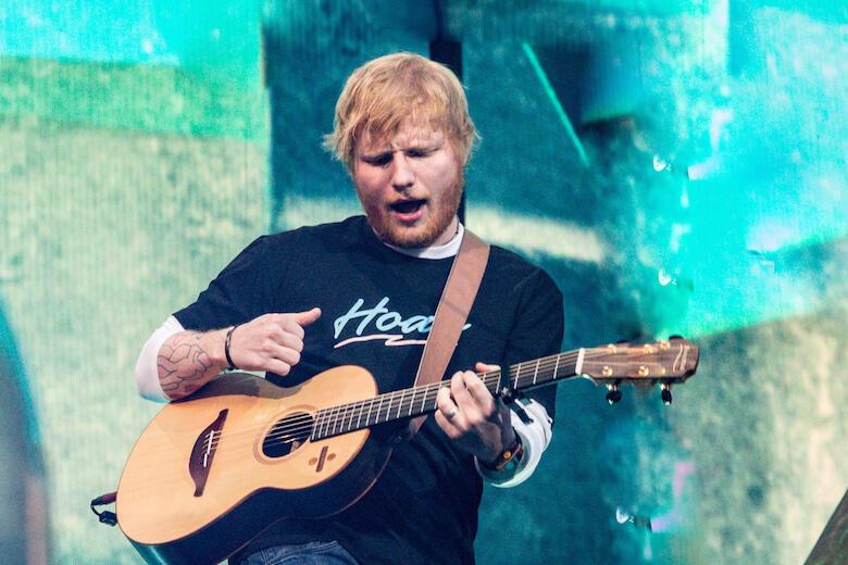 Ed Sheeran's New Album Collabs Revealed: Cardi B, Chris