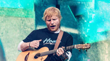 Elvis Duran - Ed Sheeran's New Album Collabs Revealed: Cardi B, Chris Stapleton, & More