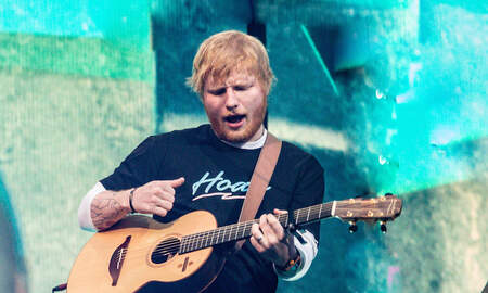 Trending - Ed Sheeran's New Album Collabs Revealed: Cardi B, Chris Stapleton, & More