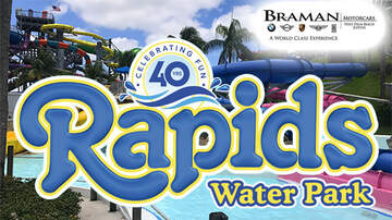 None - First 92 People Get In Free At Rapids Water Park