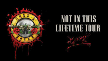 None - Guns N' Roses at Pinnacle Bank Arena