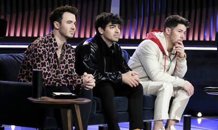 Trending - Jonas Brothers Talk 'Songland,' Recording Material That Has Longevity