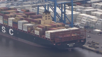 National News - $1 Billion Worth of Cocaine Seized At Philadelphia Port, U.S. Attorney Says