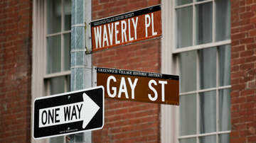 iHeartPride - New York City Temporarily Renames Gay Street In Honor Of WorldPride 2019