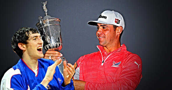 Gary Woodland Says Playing Kirk Hinrich in College Made Him Quit Basketball