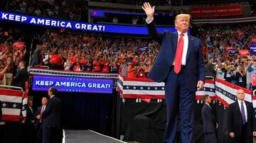 Politics - President Donald Trump Kicks Off 2020 Campaign With Rally in Orlando, FL