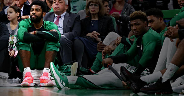 Chris Mannix: Kyrie Irving Had No Relationship With Celtics' Young Players