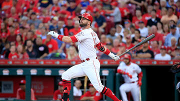 Lance McAlister - Reds make it back-to-back wins over Astros