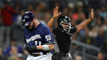 Brewers - Brewers limited to four hits in second straight loss to Padres, 4-1