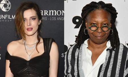 Entertainment News - Bella Thorne Tearfully Calls Out Whoopi Goldberg For Shaming Her Nude Pics