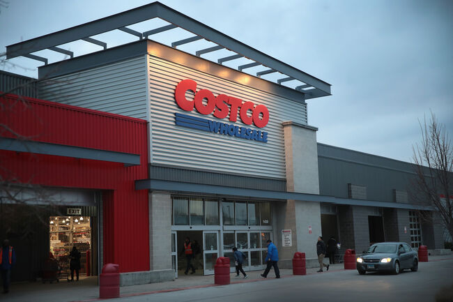 Big-Box Retailer Costco To Announce First Quarter Earnings