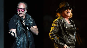 iHeartRadio Music News - Andrew Dice Clay Explains How He Set Guns N' Roses Reunion Into Motion