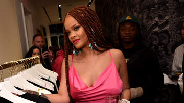 Big Boy's Neighborhood - Rihanna's NYC Pop Up Shop Featured A Top That Said No More Music!