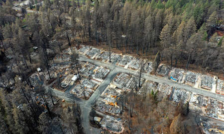 National News - PG&E Takes Blame For California's Deadliest Wildfire