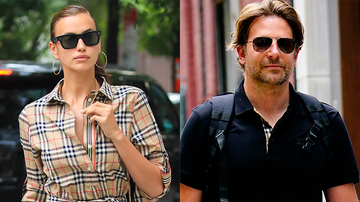 Entertainment News - Does Bradley Cooper's Outfit Have A Hidden Message For Ex Irina Shayk?