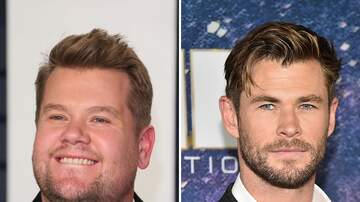 Fay - Chris Hemsworth & James Corden Have Me Crying As They Wait Tables