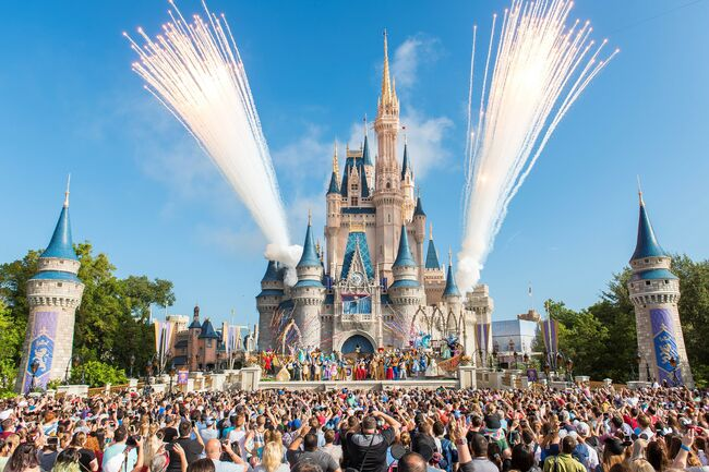 Disney's New 'Extra' Extra Magic Hours Will Get You In The Parks At 6 A.M.