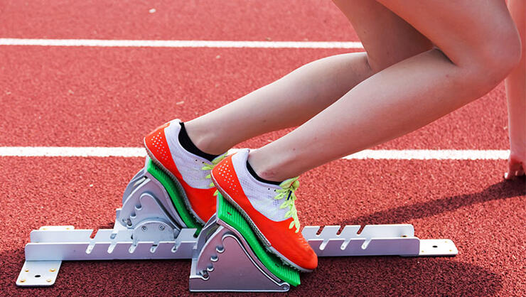 Spikes in the blocks