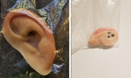 Weird News - Listen Up! Police Looking For Owner of Prosthetic Ear Found on Beach