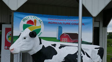 Photos - Onondaga Grown Press Conference at Tre-G Farms (PHOTOS)