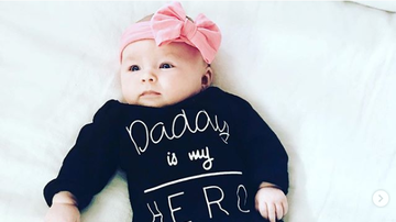 The Eddie Foxx Show - Jake Owen Shows Off His New Baby Girl!