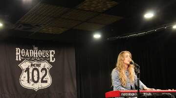 The K102 Roadhouse - PHOTOS: Ingrid Andress in the K102 Roadhouse