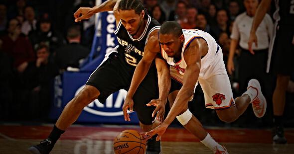 Jason McIntyre Believes Knicks Could Make Late Push For Kawhi Leonard