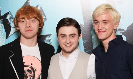 Entertainment News - Tom Felton Thinks Harry Potter Was Actually In Love With Draco Malfoy