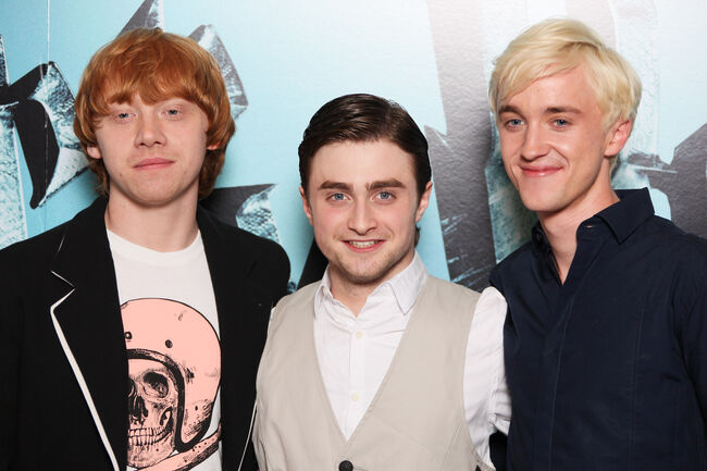 'Harry Potter and the Half-Blood Prince' Photocall