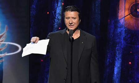 Rock News - Steve Perry Tells Court He's Settling Lawsuit Over Unreleased Songs