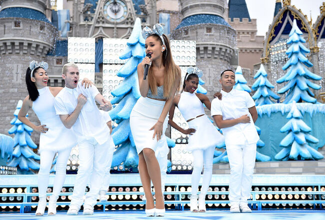 20 Times Ariana Grande Slayed The Fashion Game