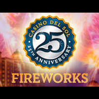 Win Tickets to 25th Anniversary Fireworks Celebration