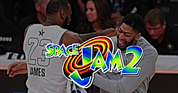 Clay Travis Says LeBron Should Use Space Jam 2 Budget to Fund Anthony Davis