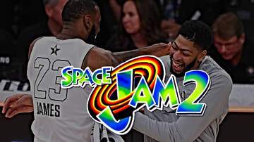 FOX Sports Radio - Clay Travis Says LeBron Should Use Space Jam 2 Budget to Fund Anthony Davis
