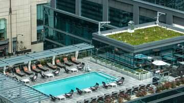 Paul Kelley - Hotels.con hiring a professional 'Poolhopper'