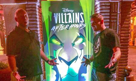 The Theme Park Podcast - Be Sure To Check Out Villains After Hours