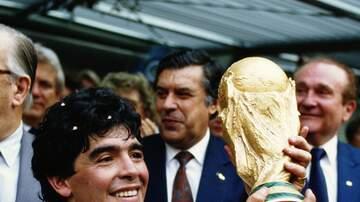 Jose Valenzuela - Diego Maradona tiene principios de Alzheimer