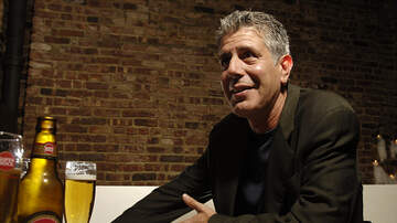 EJ - Anthony Bourdain Scholarship Created to Help Culinary Students