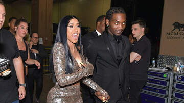 EJ - Cardi B Totally Judges Offset For Not Eating Wings Down To The Bone