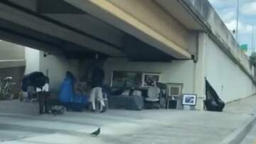 The Jim Colbert Show - Meanwhile In Louisiana: These Homeless People Are Living So Good!