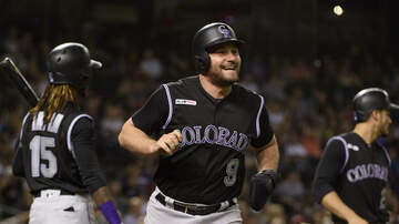 Mike Rice - Rockies Top D'backs Again, 6-4; Story Hurts Thumb
