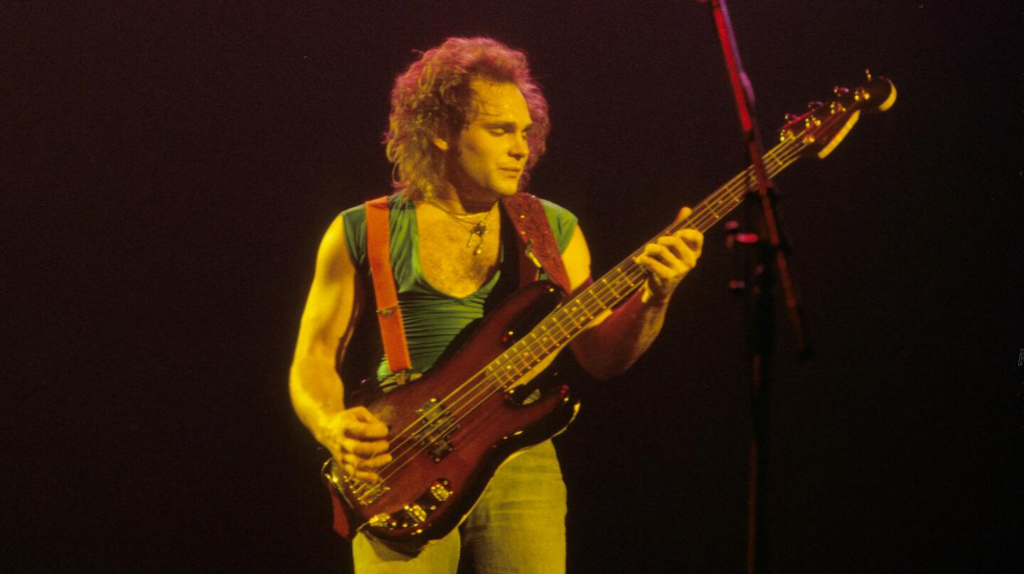13 Things You Might Not Know About Michael Anthony