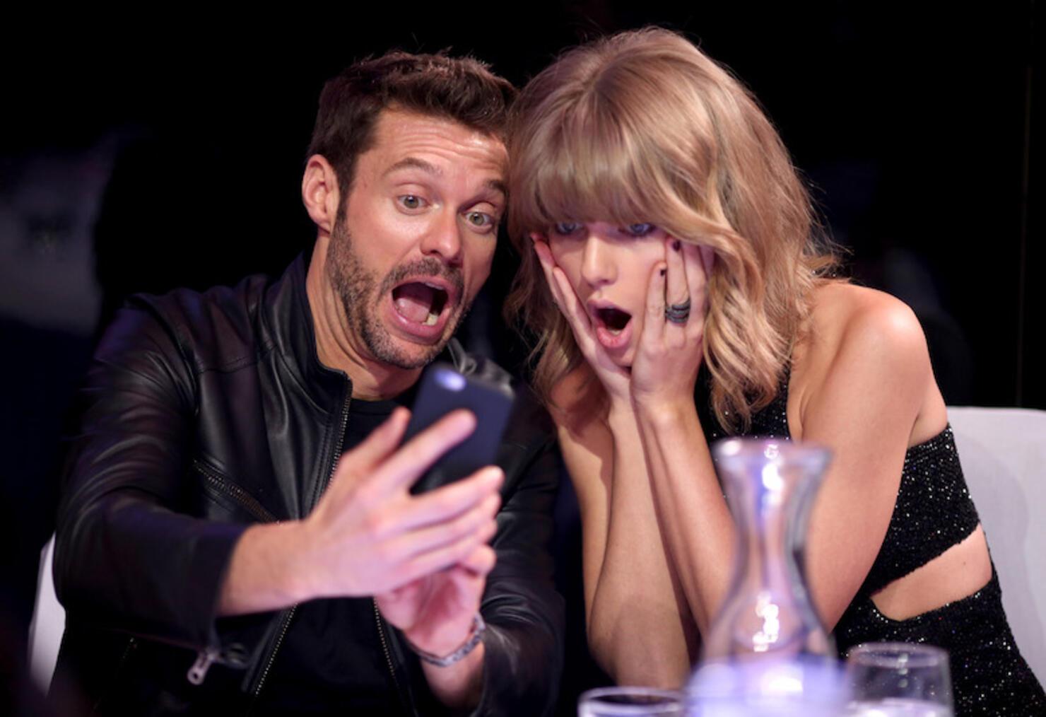"NBC's ""2015 iHeartRadio Music Awards"" - Roaming Show"