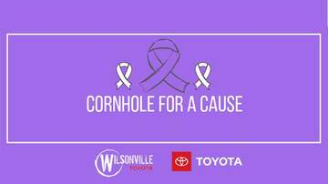 None - Wilsonville Cornhole For A Cause 6/26 @Piazza at Villebois