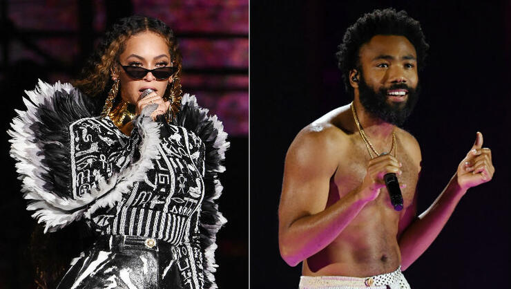 Beyonce, Donald Glover Cover 'Can You Feel The Love Tonight': Hear A Teaser   iHeartRadio