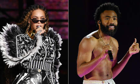 Entertainment News - Beyonce, Donald Glover Cover 'Can You Feel The Love Tonight': Hear A Teaser