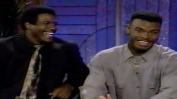 Lance McAlister - Friday Flashback: Watch The Griffey's on The Arsenio Hall Show