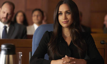 Entertainment News - Meghan Markle Appears In Trailer For Final Season Of 'Suits'