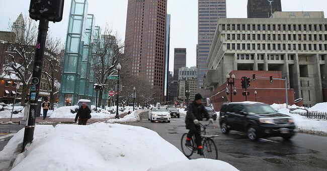 Boston Traffice