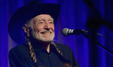 Music News - Willie Nelson Appoints Himself Chief Tester At Weed Company